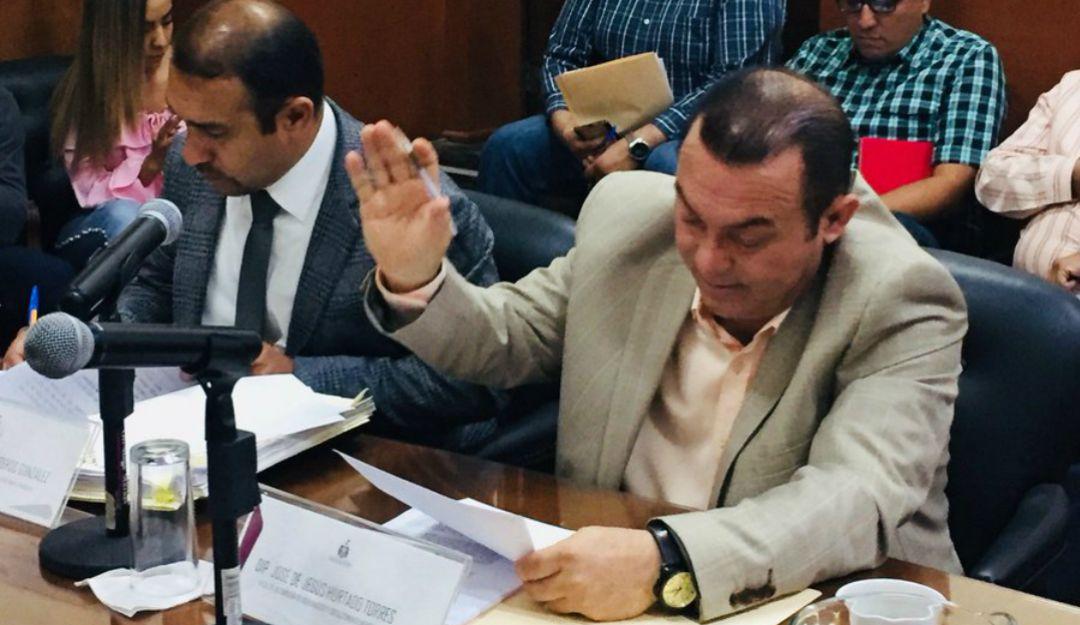 Jesús Hurtado denuncia persecución política por la Fiscalía de Jalisco