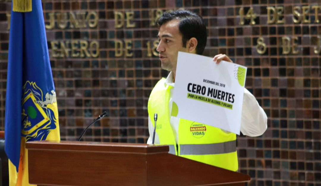 Jonadab Martínez pide mayor rigor en el trámite de licencia de conducir