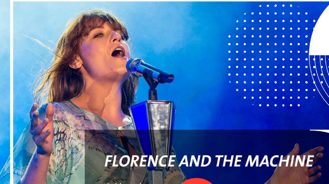 W RADIO te invita a disfrutar de Florence and The Machine