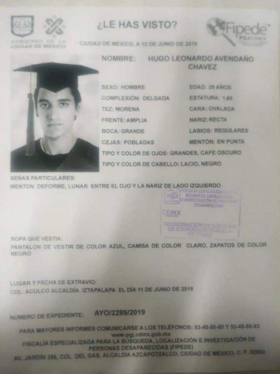 Secuestran y matan a otro joven en el sur de la CDMX