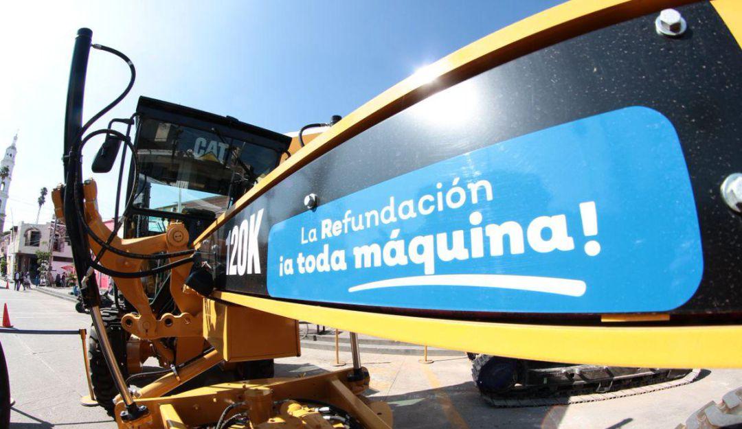 Concluye entrega de apoyos de 'A Toda Máquina'