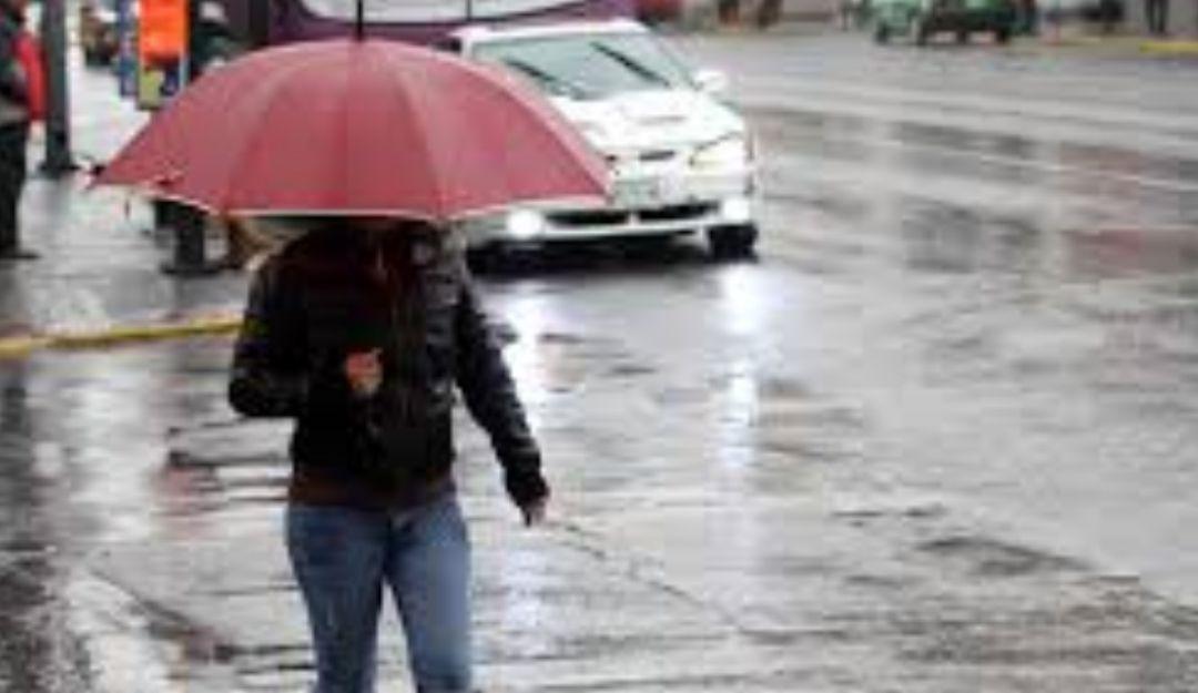 Entrevista sobre temporada de lluvias