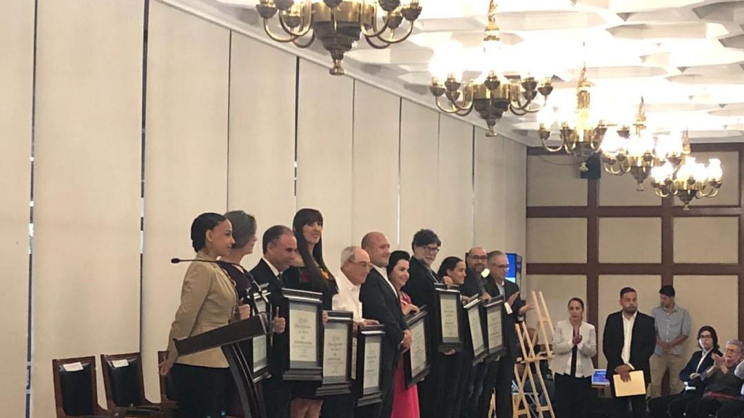 Entregan Premio Jalisco 2019