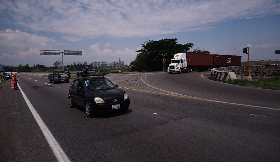 Arranca modernización del Km 40 de la autopista Guadalajara - Colima