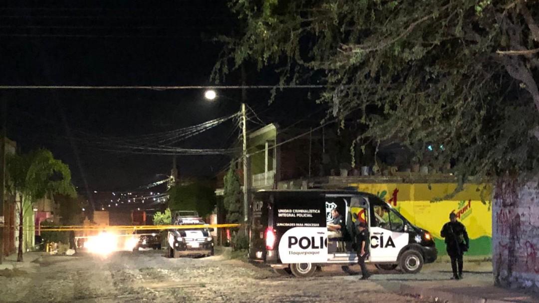 Asesinan a balazos a un hombre en Tlaquepaque