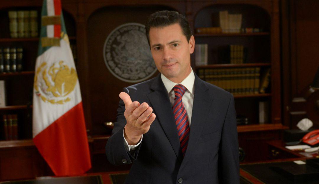 No habrá impunidad... no hay información contra Peña Nieto