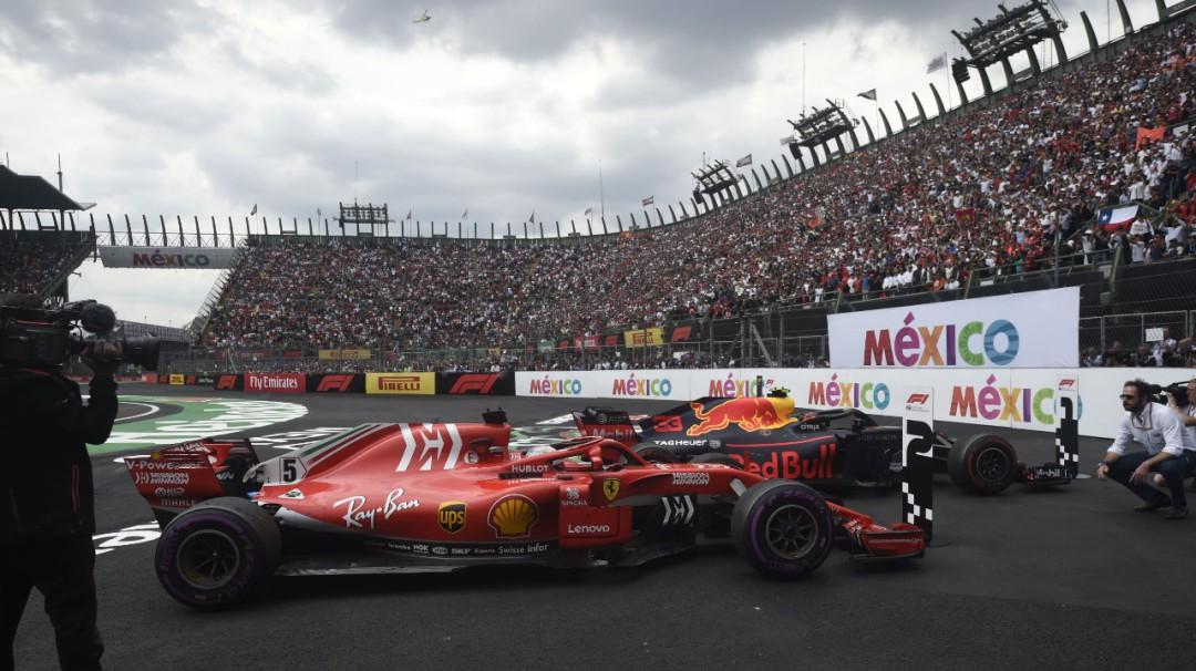 Gobierno de México no dará dinero a F1 y NFL