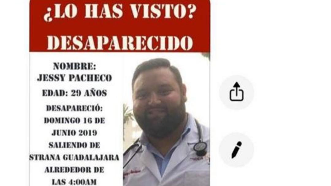 Buscan a joven cirujano, tras el asesinato de un hombre en un bar