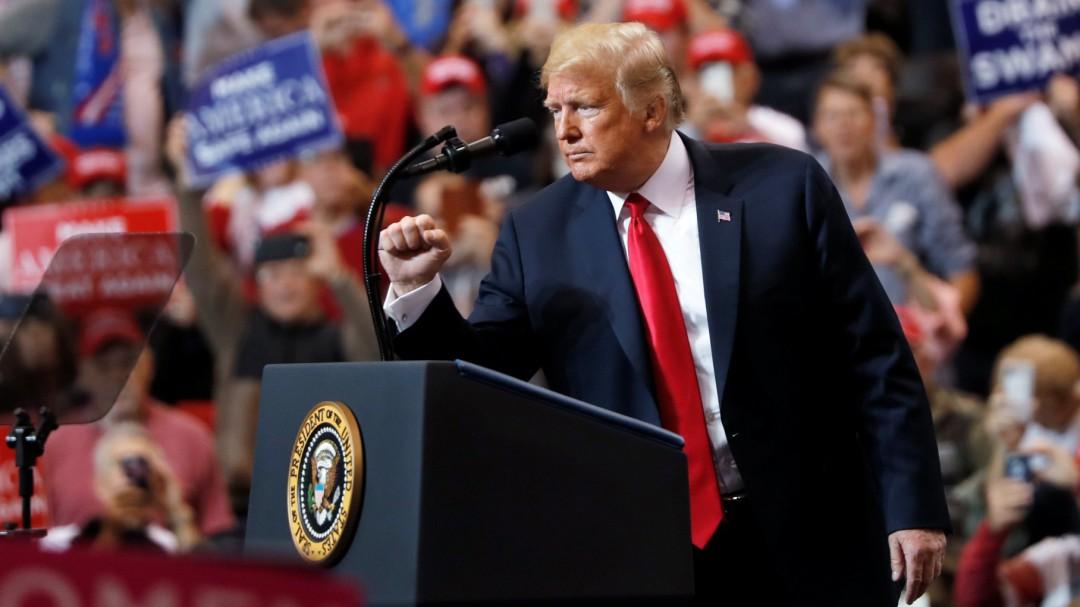 Arranca Trump campaña de reelección por la presidencia de EU