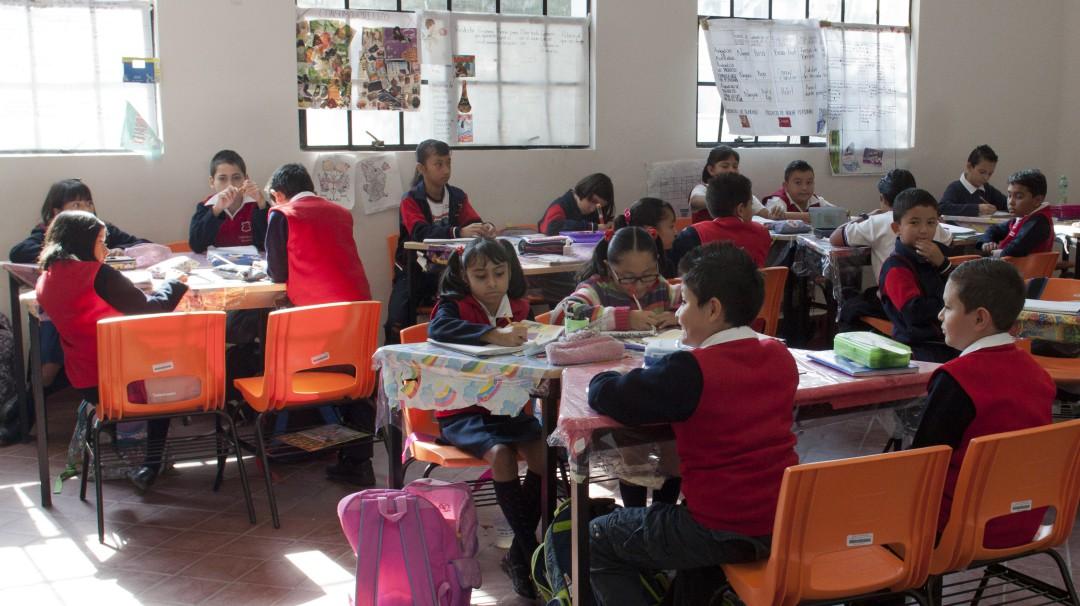 A partir del próximo ciclo escolar se darán recursos directos a escuelas