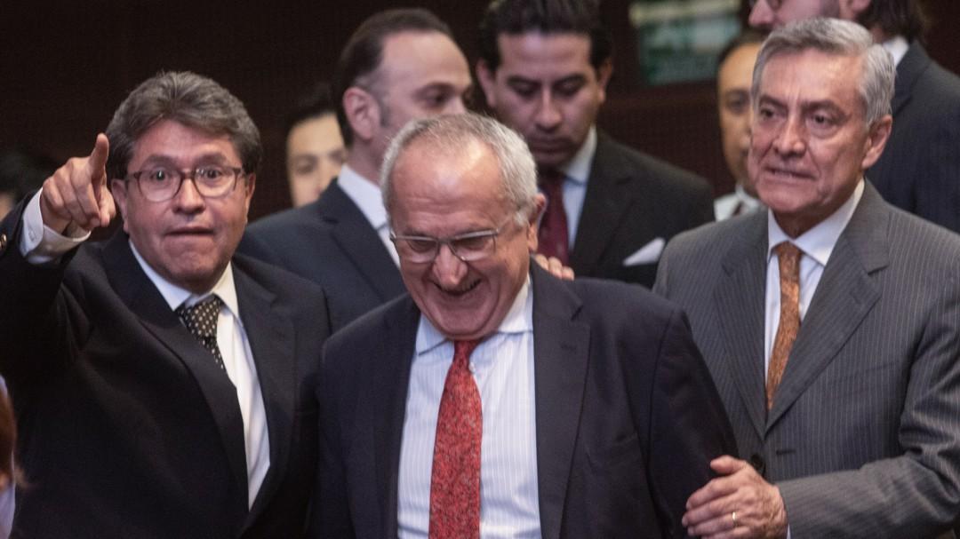 Ratifican T-MEC en el Senado