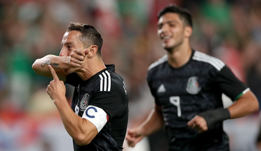México derrotó a Canadá.