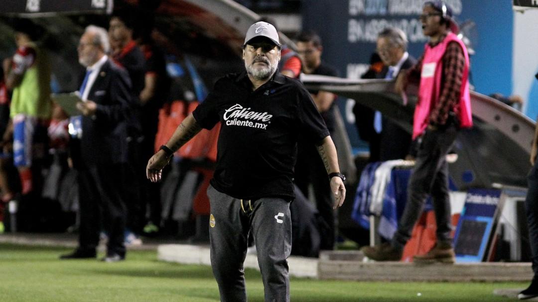 Abogado de Maradona aclara su estado de salud