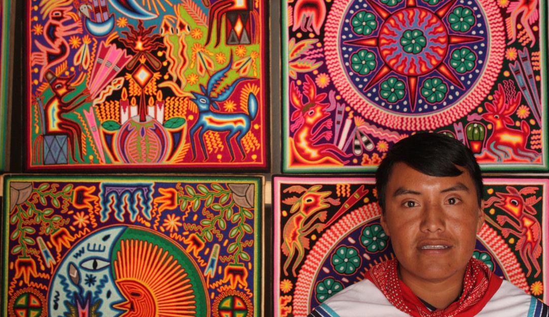 Inauguración: Grandes Maestros del Arte Wixárika
