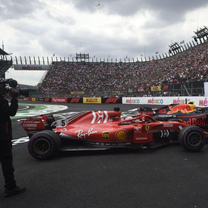 La F1 y NFL en riesgo de no volver a México