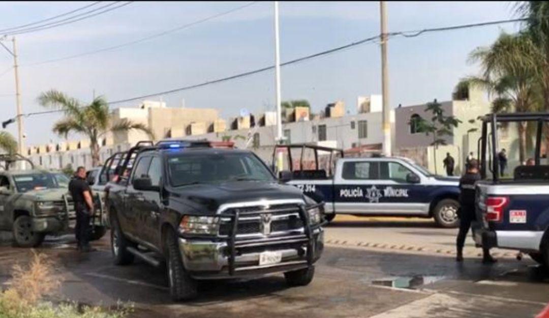 Guadalajara envió equipo táctico a enfrentamiento en Tlajomulco
