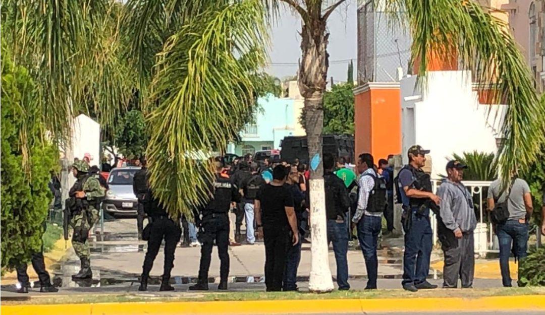 Balacera en Tlajomulco deja 4 muertos | Guadalajara | W Radio Mexico