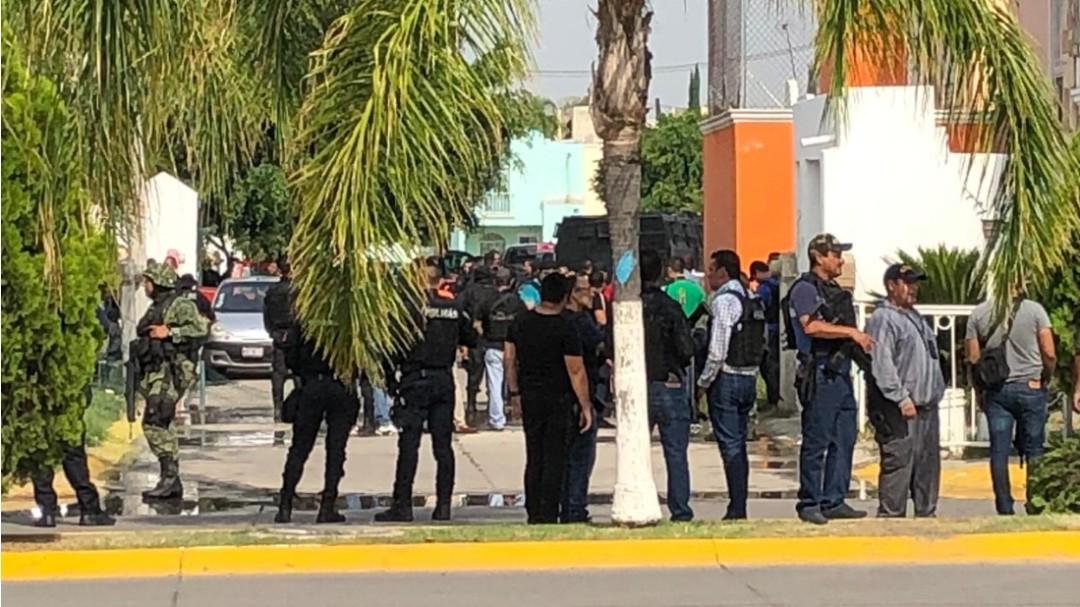 Balacera en Tlajomulco deja 4 muertos