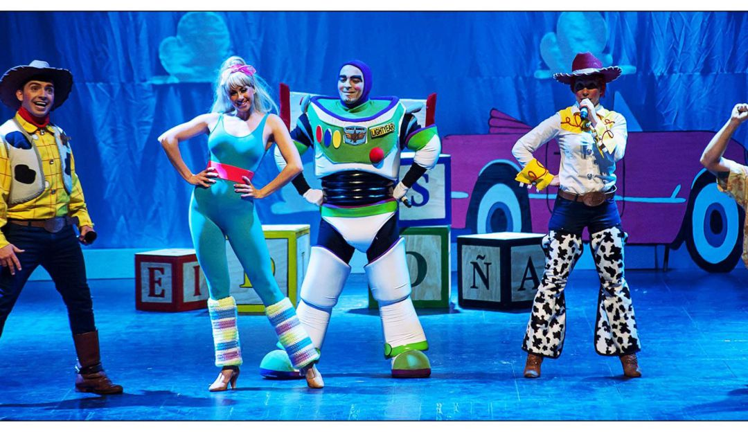 "Toy Story ""El musical"""