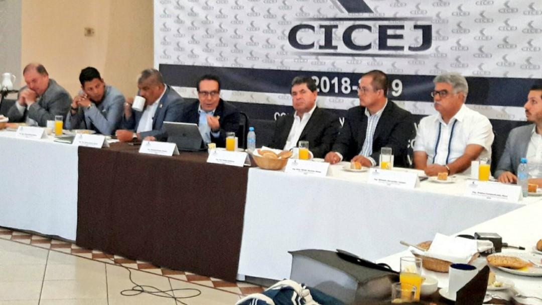 CICEJ pide examinar los estacionamientos del Centro Histórico