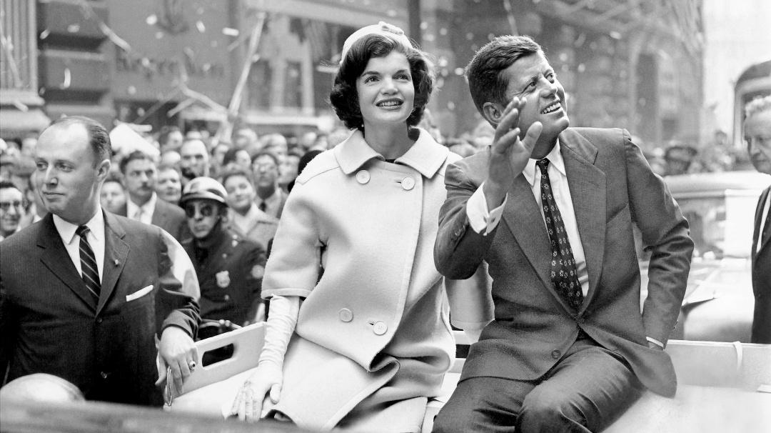 La dinastía Kennedy