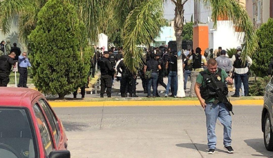 Balaceras en Jalisco deja 9 muertos