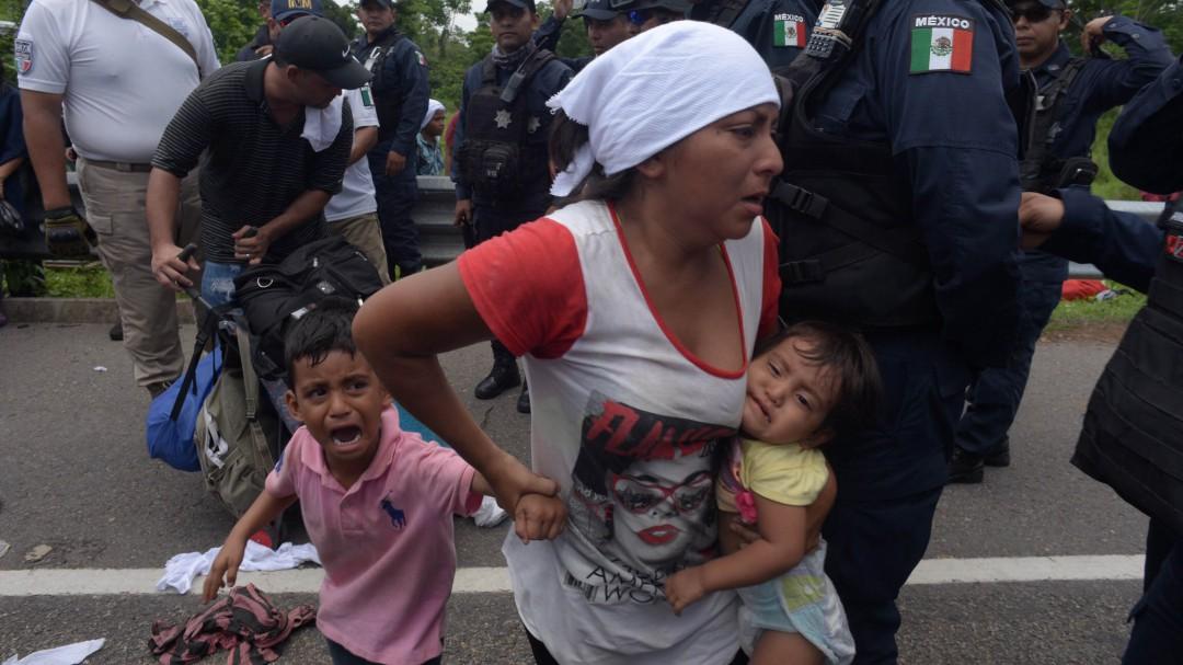 Han sido detenidos seis mil 842 niños migrantes: Redim