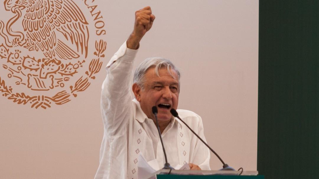 Vamos bien en materia económica, insiste López Obrador