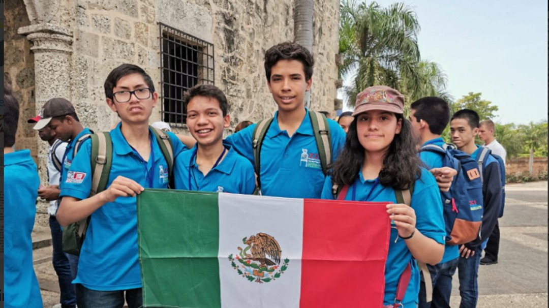 Puro orgullo; México gana la Olimpiada Matemática de Centroamérica