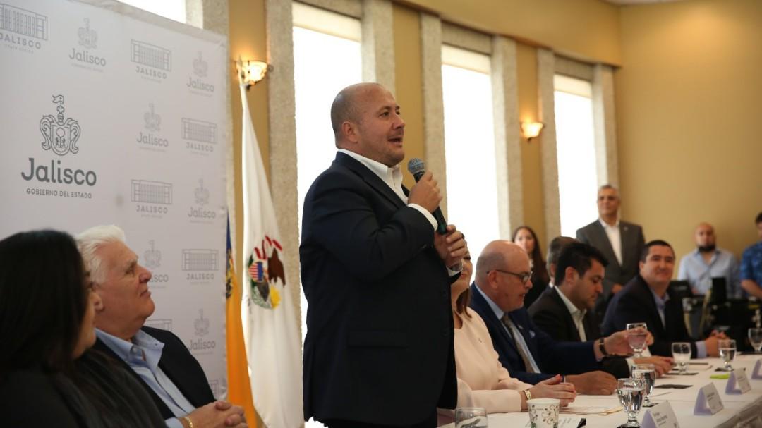 Enrique Alfaro reinaugura Casa Jalisco en Chicago
