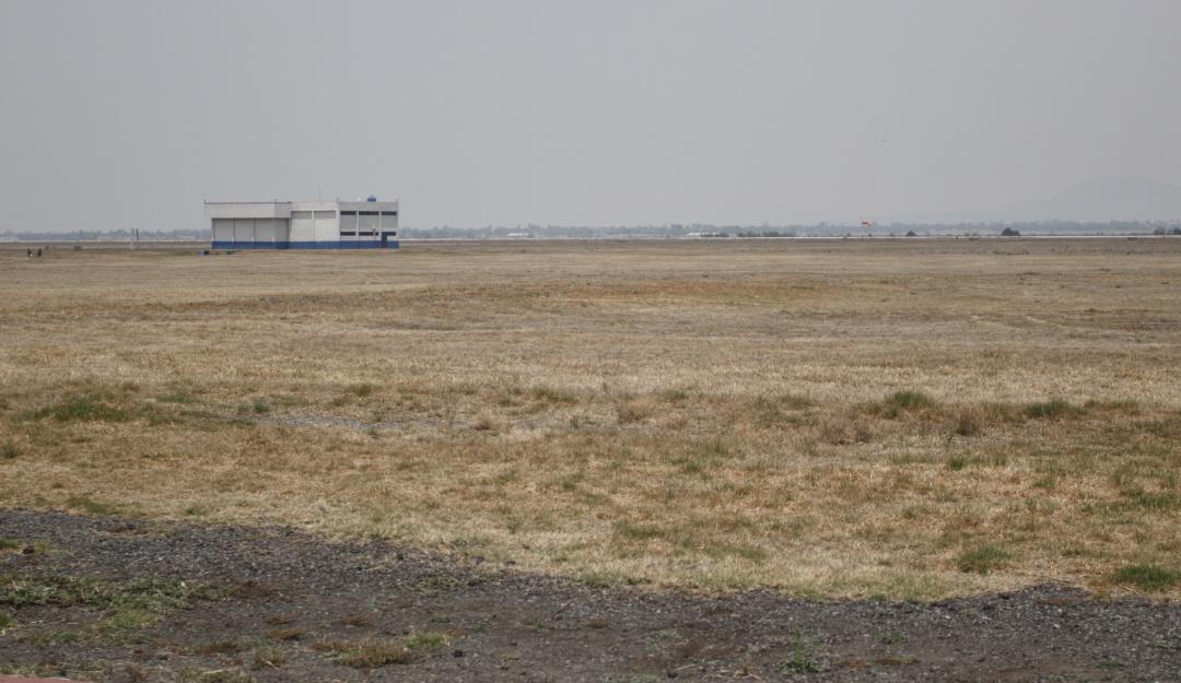 Niegan suspensión definitiva contra aeropuerto en Santa Lucía
