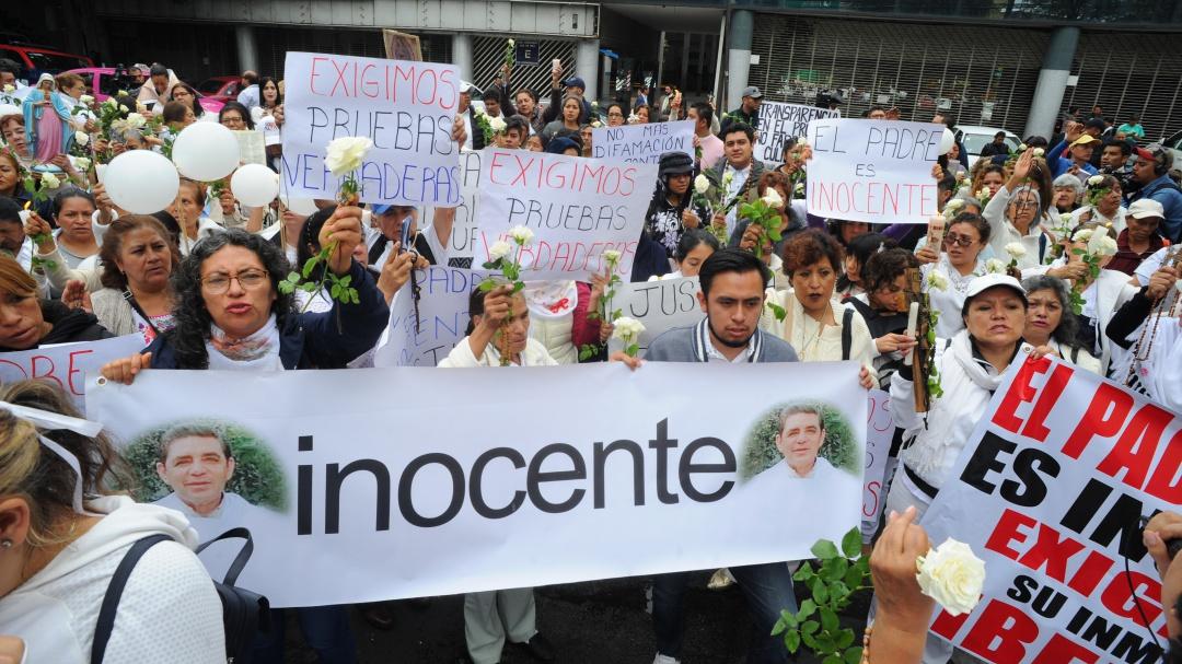 No encontraron ADN del padre en el auto de Leonardo Avendaño: defensa
