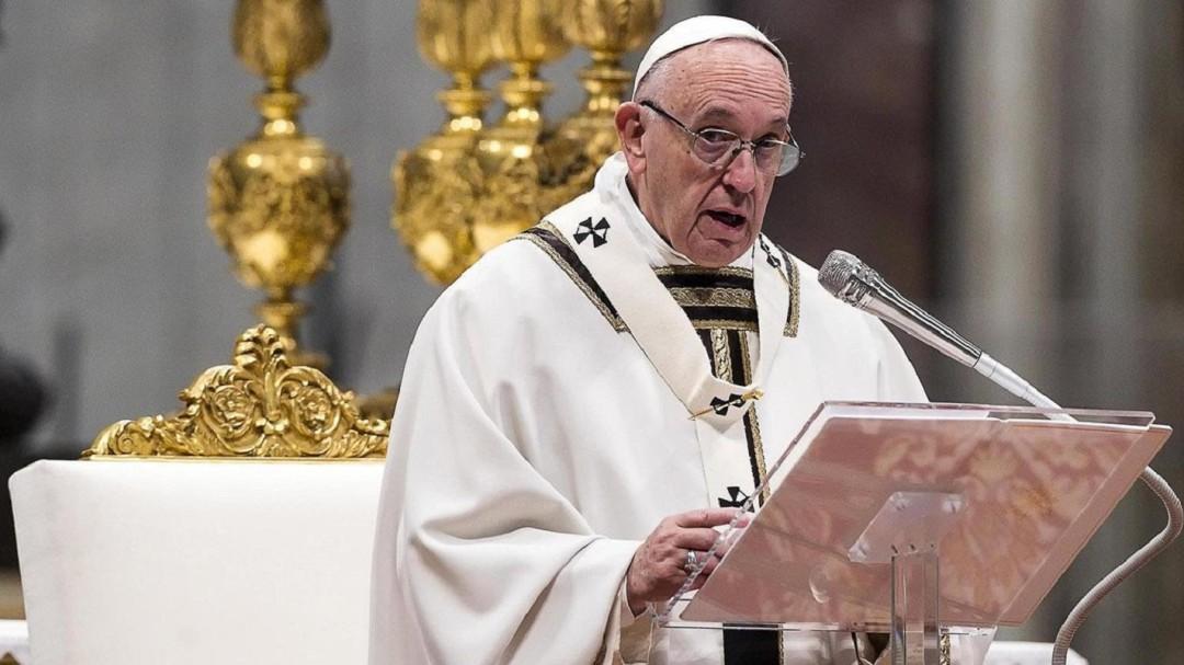 Papa felicita a los mexicanos por su apoyo a migrantes