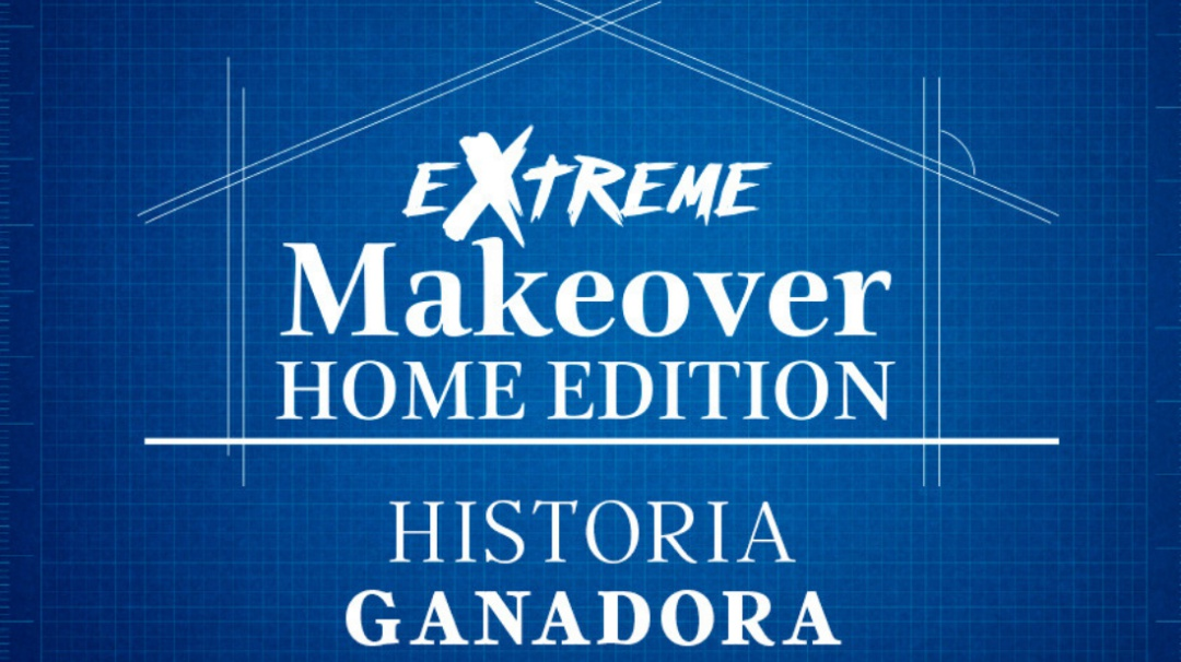 Ganadora del Extreme Makeover Home Edition 2019