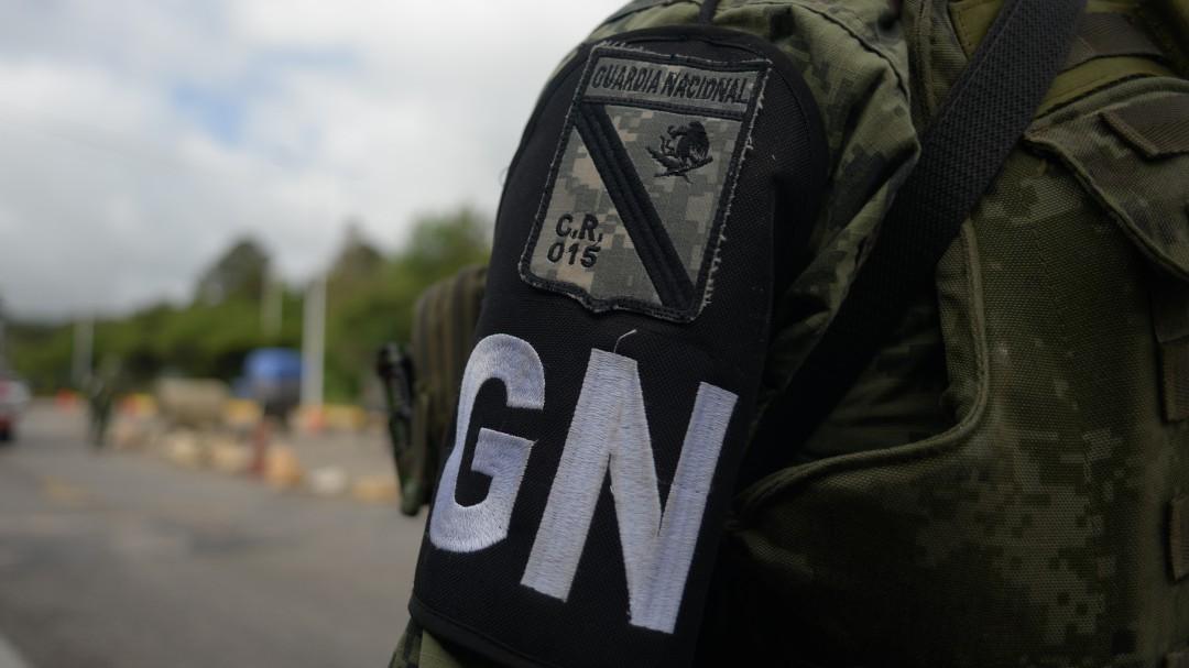 Se requiere a la Guardia Nacional en límites de CDMX y Edomex: Sheinbaum