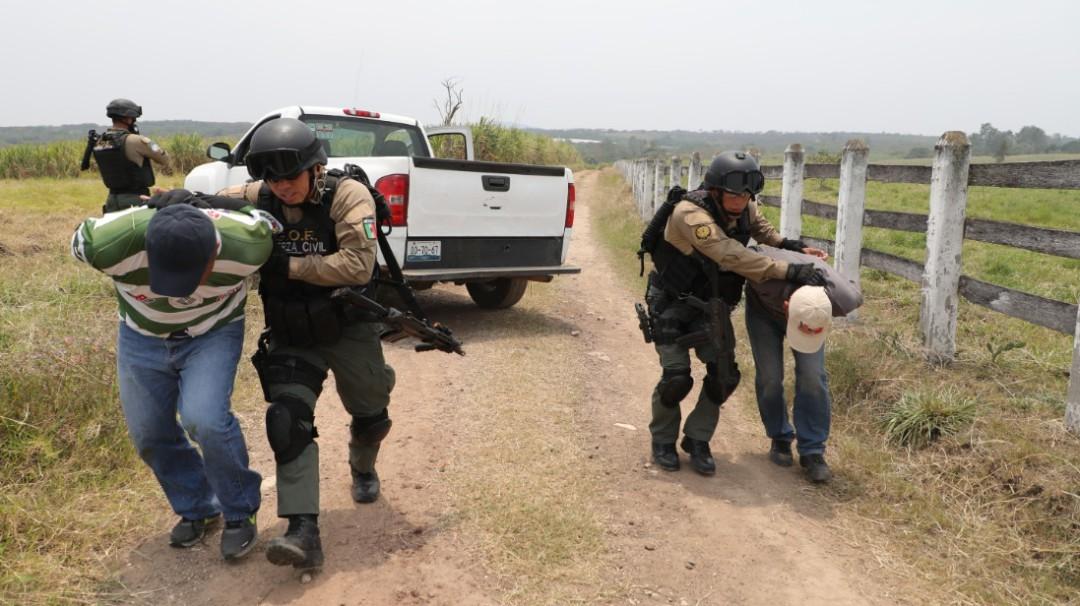 Veracruz, segundo lugar en edisminución de delitos