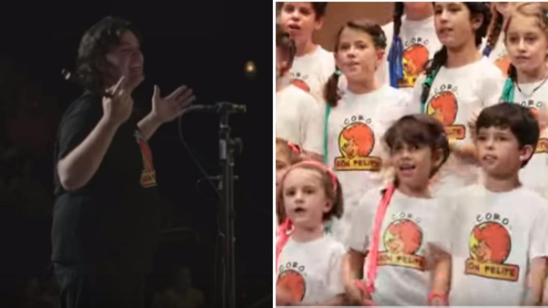 Este maestro comparte su amor por la música