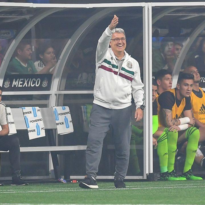 "El ""Tata"" Martino enfrentará a Argentina"