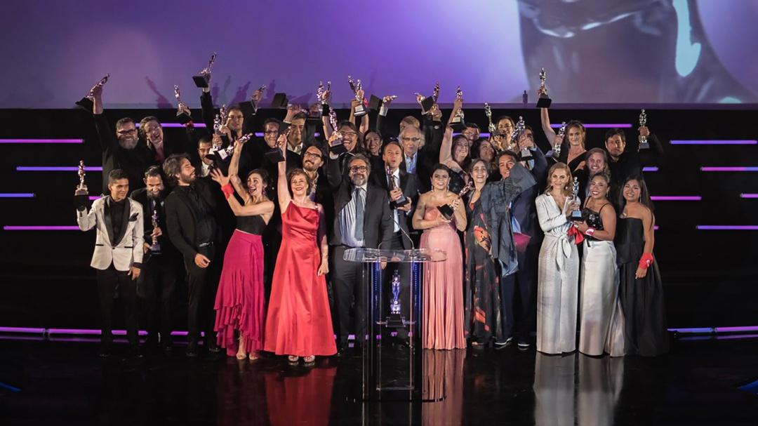 Los Premios Ariel