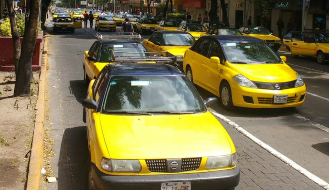 Fiscalía investiga expedientes de taxistas