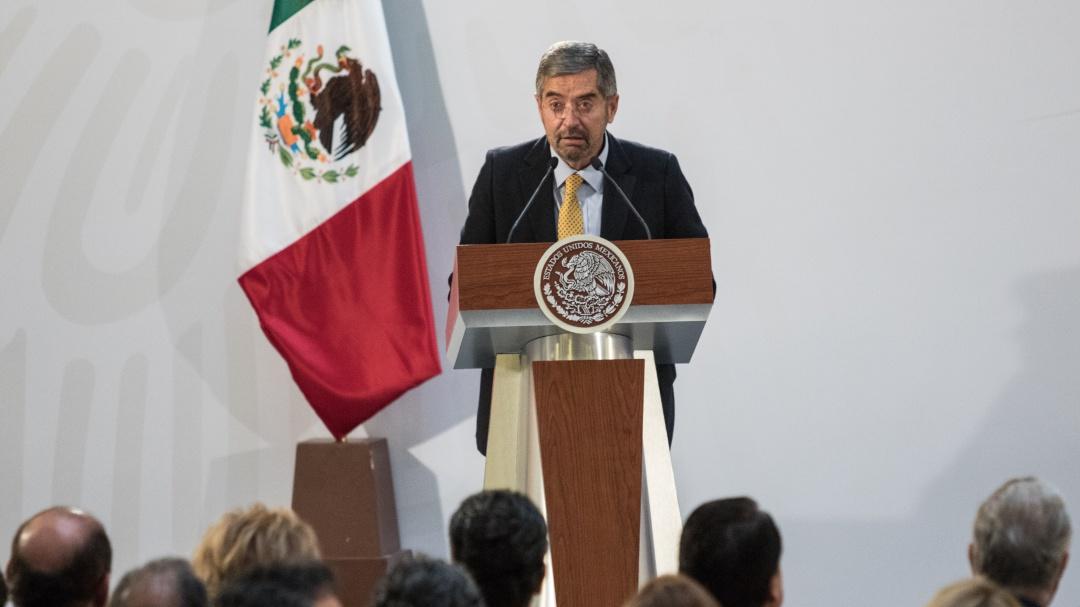 México presenta candidatura para Consejo de Seguridad de la ONU