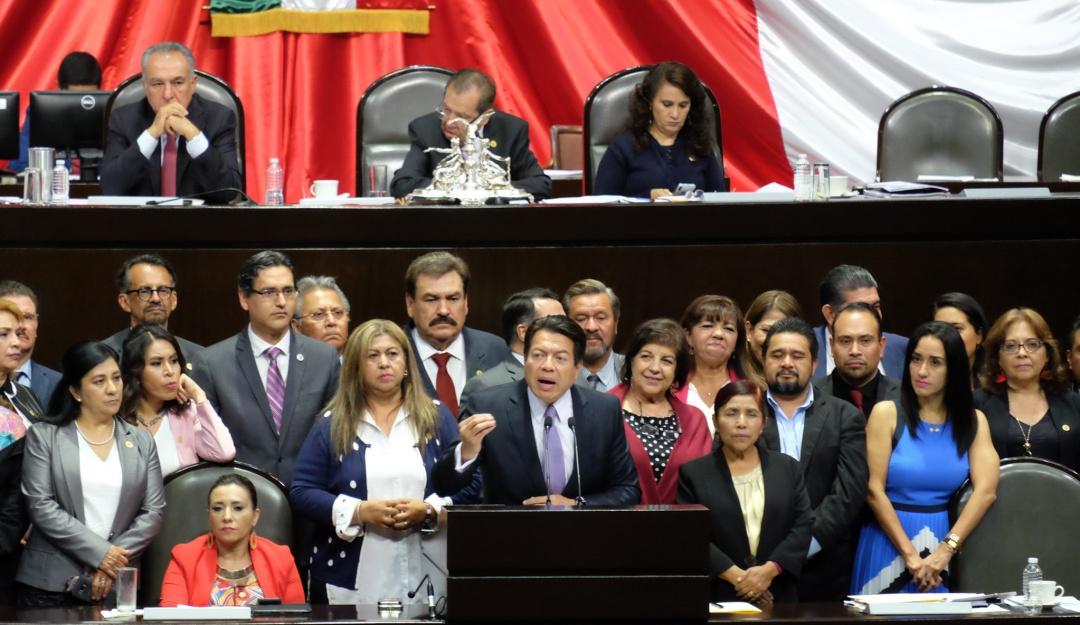 Aprueban Diputados, por mayoría de votos, el Plan Nacional de Desarrollo