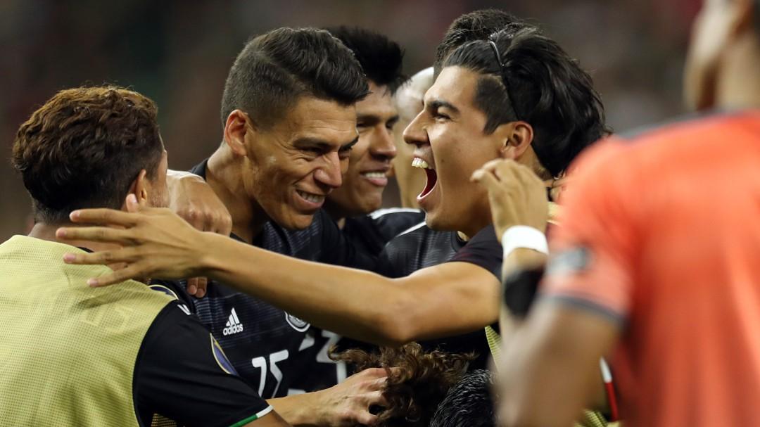 Así le va a México en Semifinales de la Copa Oro