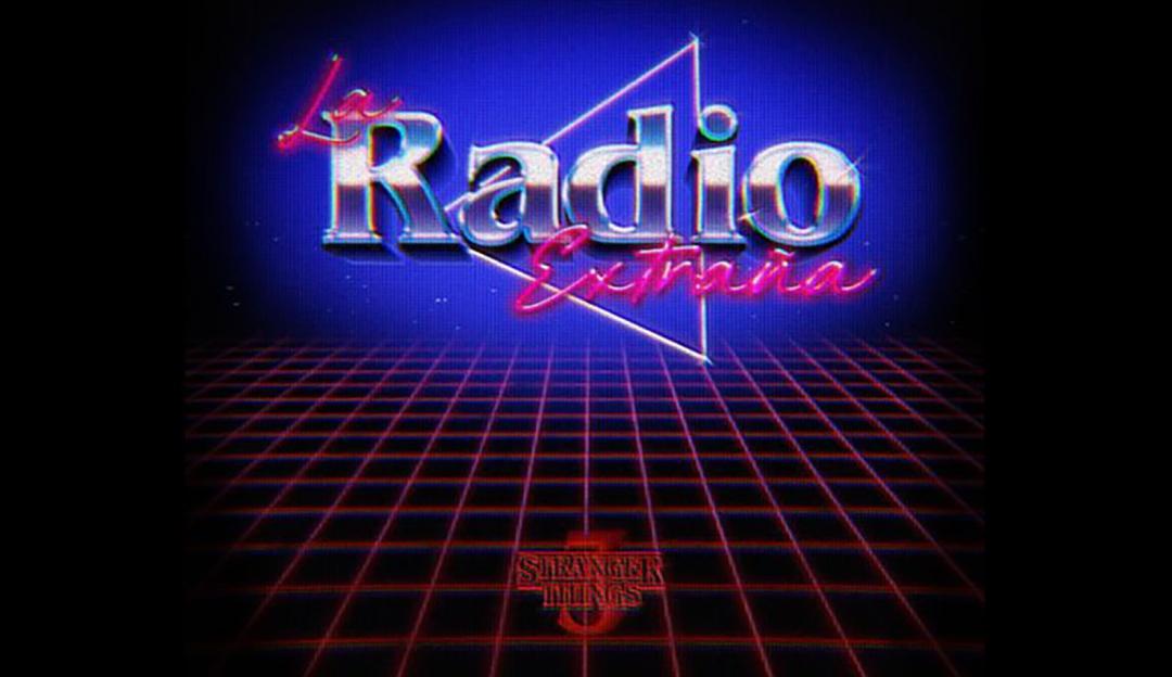 La radio extraña: Una adaptación de Stranger Things para W Radio