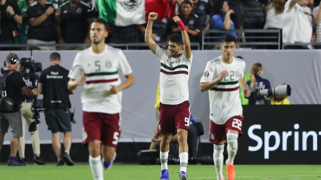 México avanza con sufrimiento a la Final de la Copa Oro