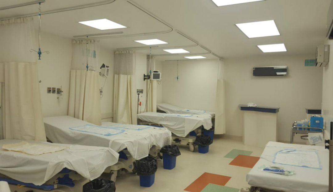 Amplían área de ginecobstetricia en el Hospital de la Mujer