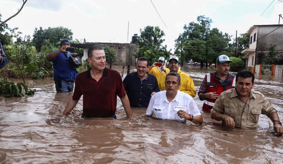 Diputados PRD piden aumentar presupuesto para prevenir desastres naturales