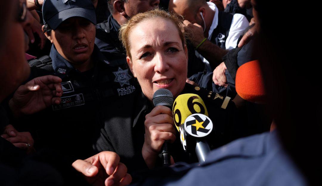 Ningún elemento será despedido o violentado en sus derechos: Trujillo