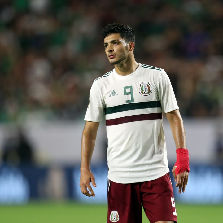 Mexicanos que han jugado en Atlético de Madrid