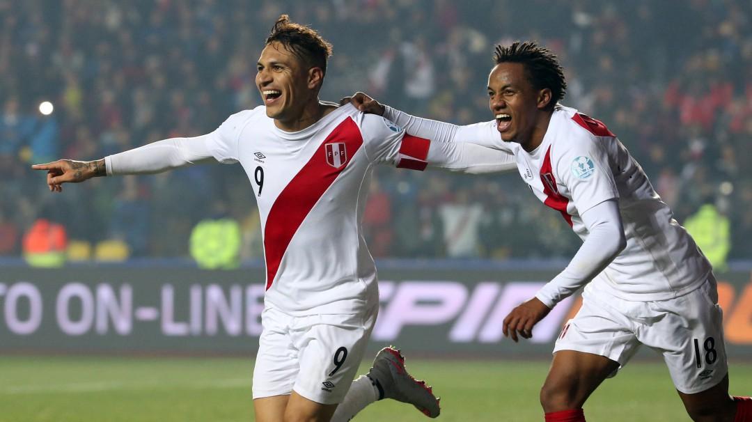 Perú va a la final en la Copa América